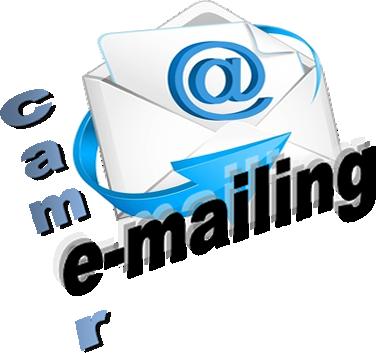 Camer E-Mailing